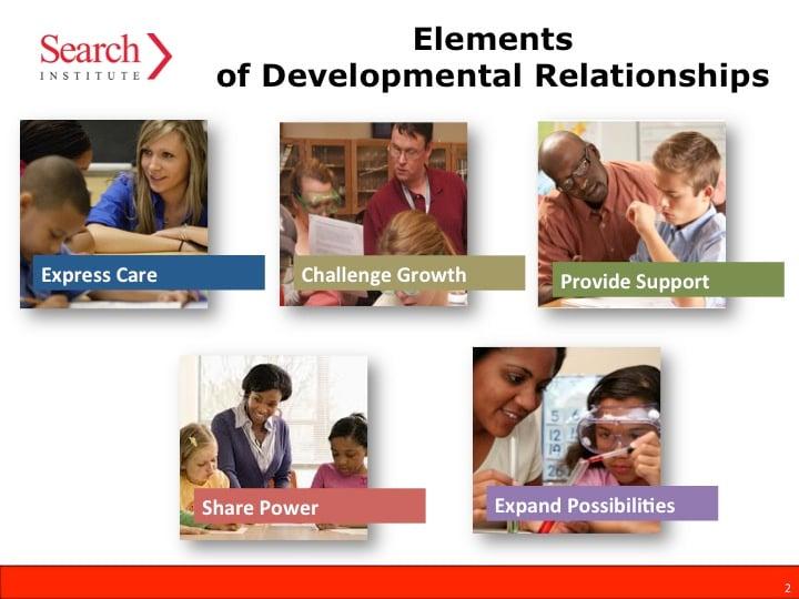 developmental relationships